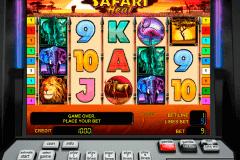 safari heat novomatic spielautomaten
