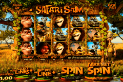safari sam betsoft spielautomaten