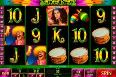 samba brazil playtech spielautomaten