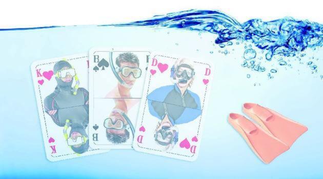 schwimmen kartenspiel