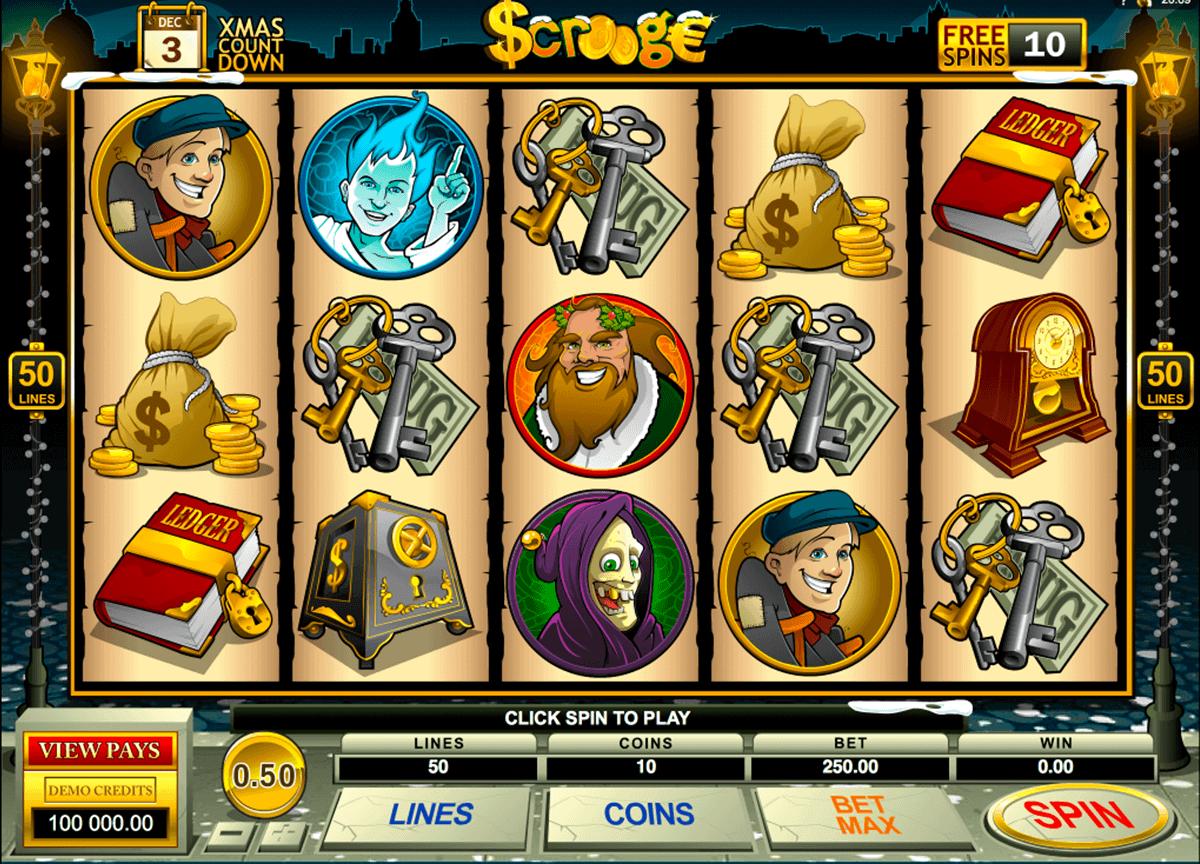 scrooge microgaming spielautomaten