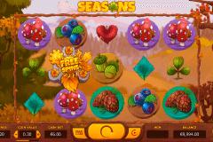 seasons yggdrasil spielautomaten