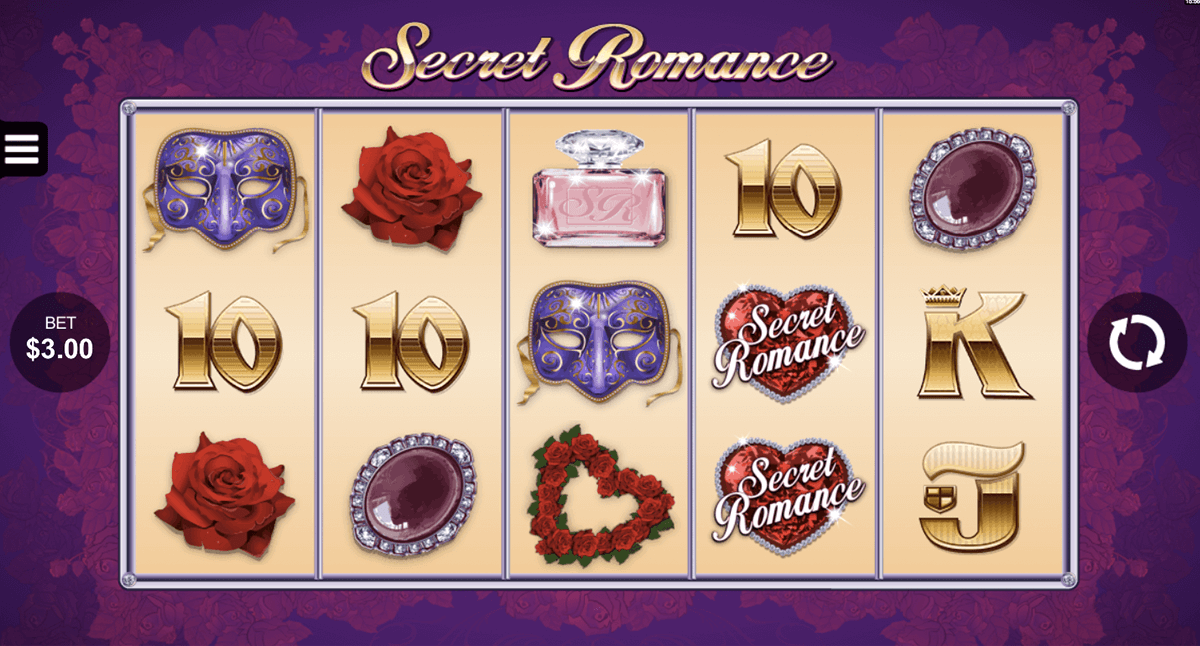 secret romance microgaming spielautomaten