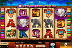 serengeti diamonds amaya spielautomaten