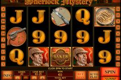 sherlock mystery playtech spielautomaten