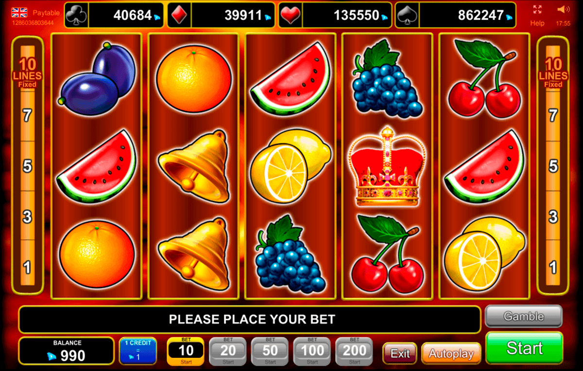 Spiele 20 Super Hot - Video Slots Online