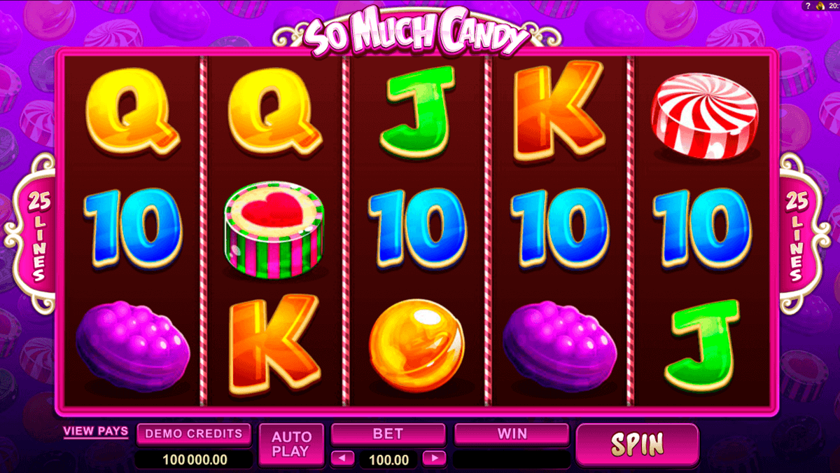 so much candy microgaming spielautomaten