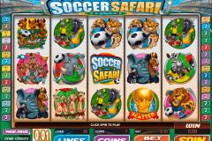soccer safari microgaming spielautomaten