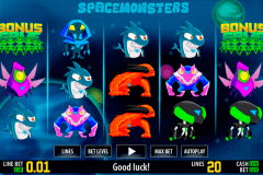 space monsters hd world match spielautomaten