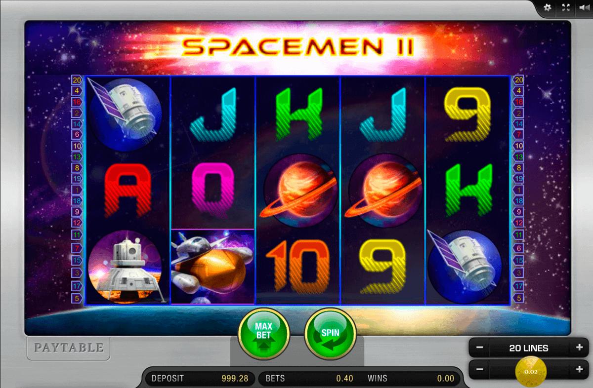 spacemen ii merkur spielautomaten