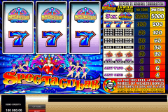 spectacular microgaming spielautomaten