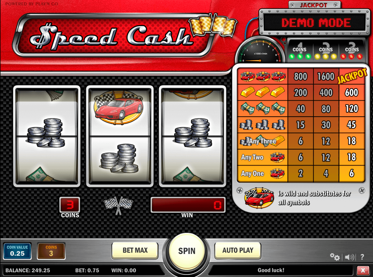 Spiele Speed Rage - Video Slots Online