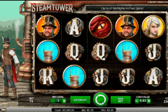 steam tower netent spielautomaten