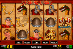 striking viking hd world match spielautomaten