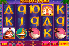 sultans gold playtech spielautomaten