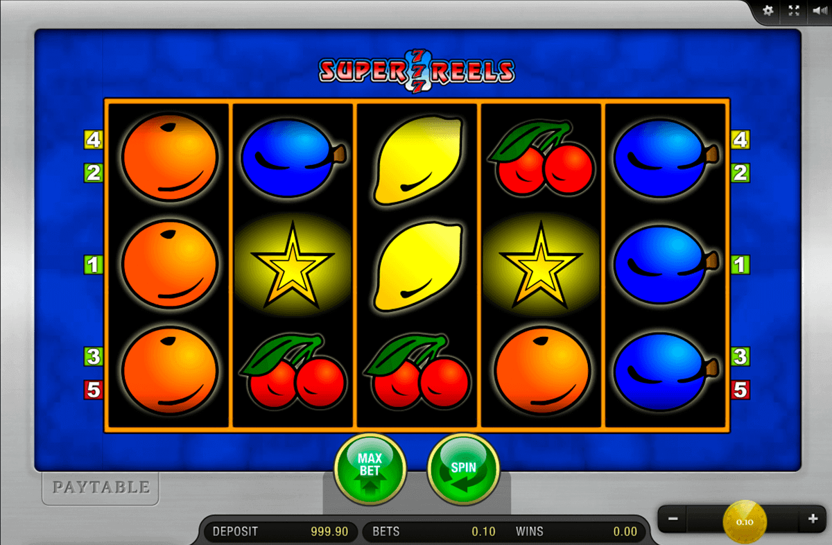 super 7 reels merkur spielautomaten