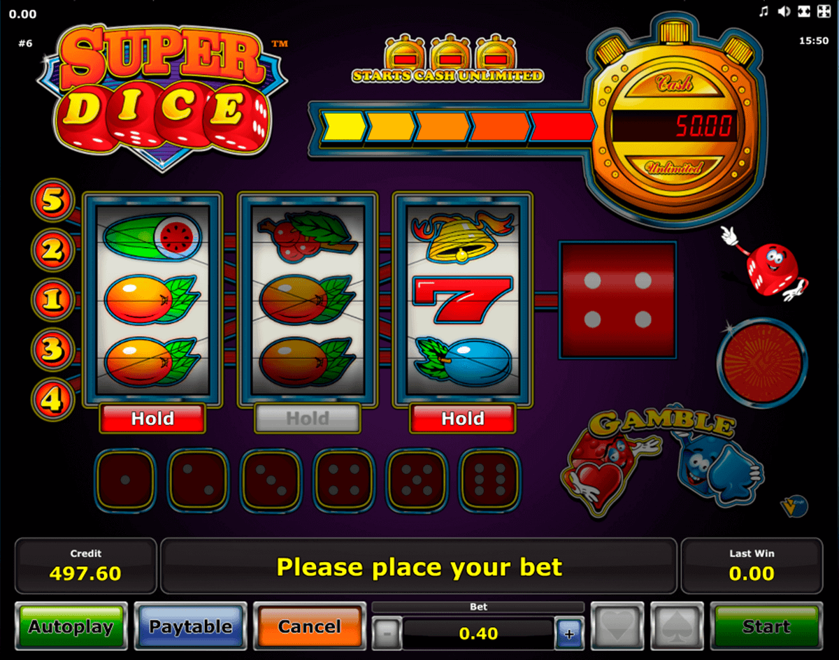 Spiele 20 Burning Dice - Video Slots Online