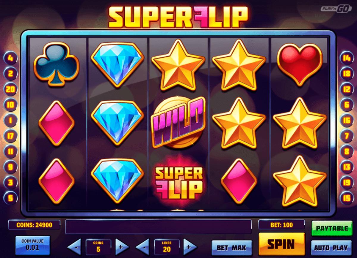 super flip playn go spielautomaten