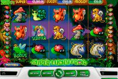 super lucky frog netent spielautomaten