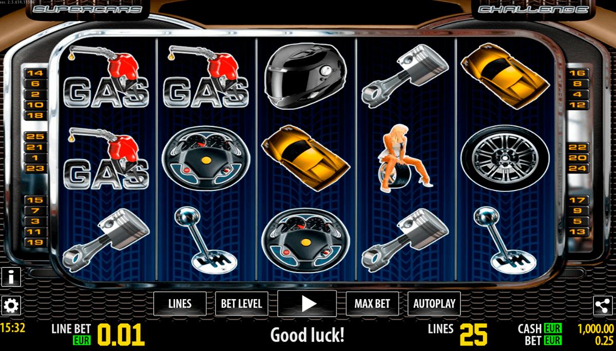 supercars hd world match spielautomaten