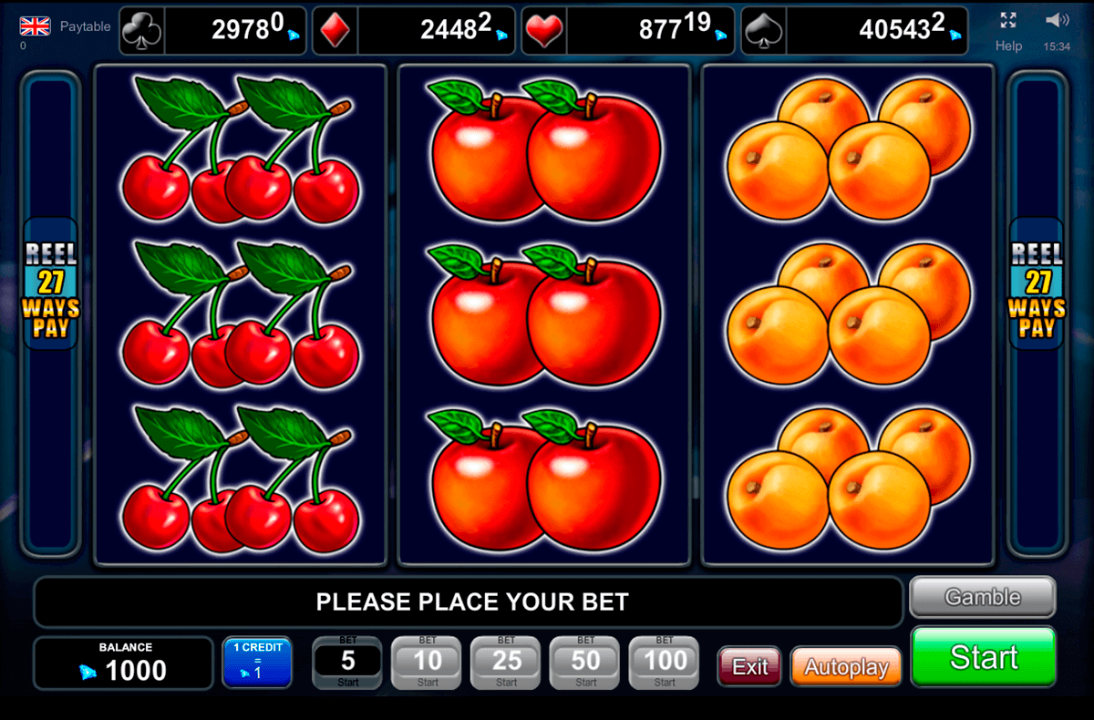 Spiele Fruit Supreme: 25 Lines - Video Slots Online