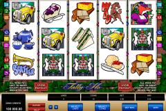 tally ho microgaming spielautomaten