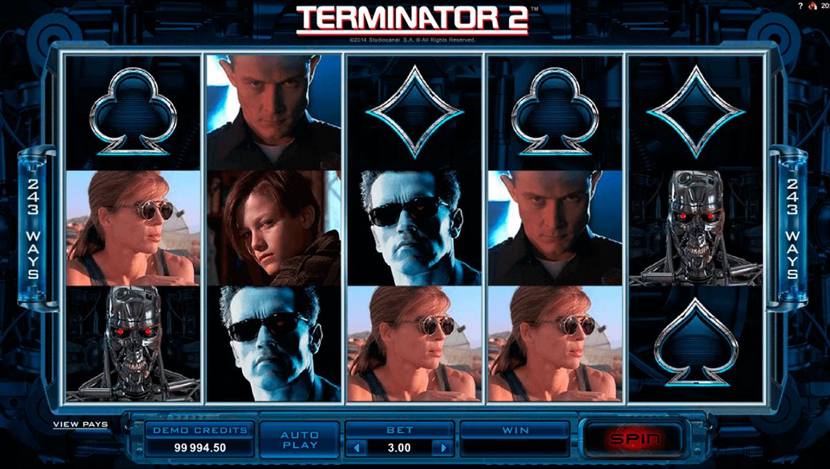 terminator 2 microgaming spielautomaten