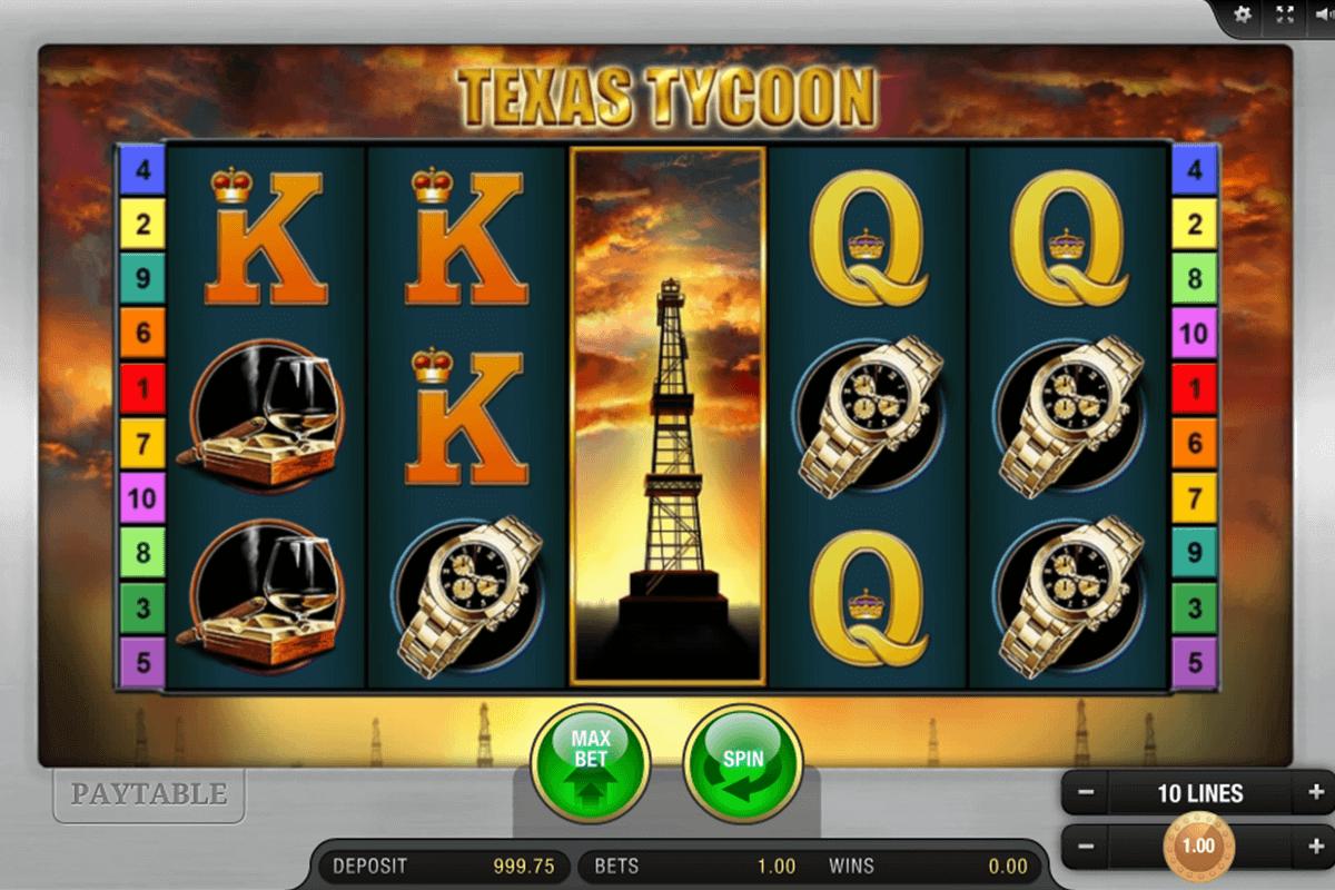 texas tycoon bally wulff spielautomaten
