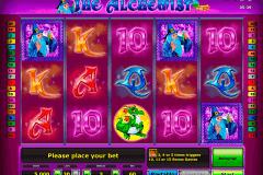 the alchemist novomatic spielautomaten