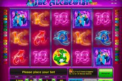 the alchemist novomatic spielautomaten