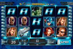 the avengers playtech spielautomaten