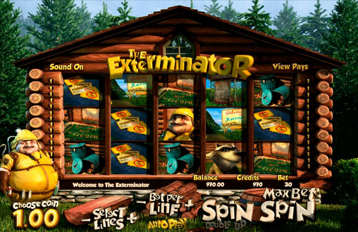 the exterminator betsoft spielautomaten