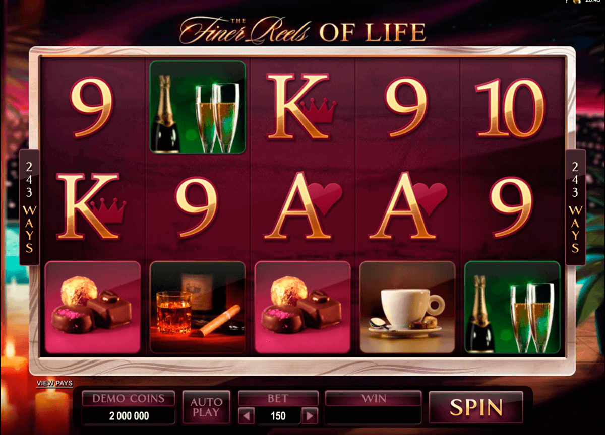 The Finer Reels of Life Slot - Rizk Online Casino Deutschland