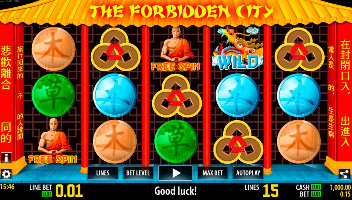 the forbidden city hd world match spielautomaten