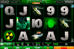 the incredible hulk  lines playtech spielautomaten