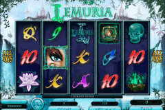 the land of lemuria microgaming spielautomaten