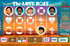 the love boat playtech spielautomaten
