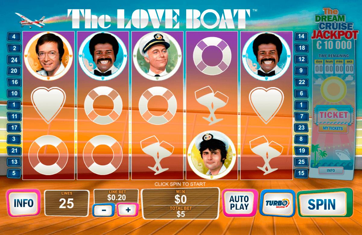 the love boat playtech spielautomaten