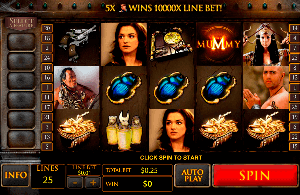 Spiele The Purse Of The Mummy - Video Slots Online