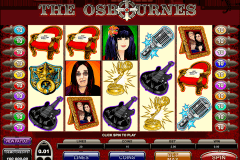the osbournes microgaming spielautomaten