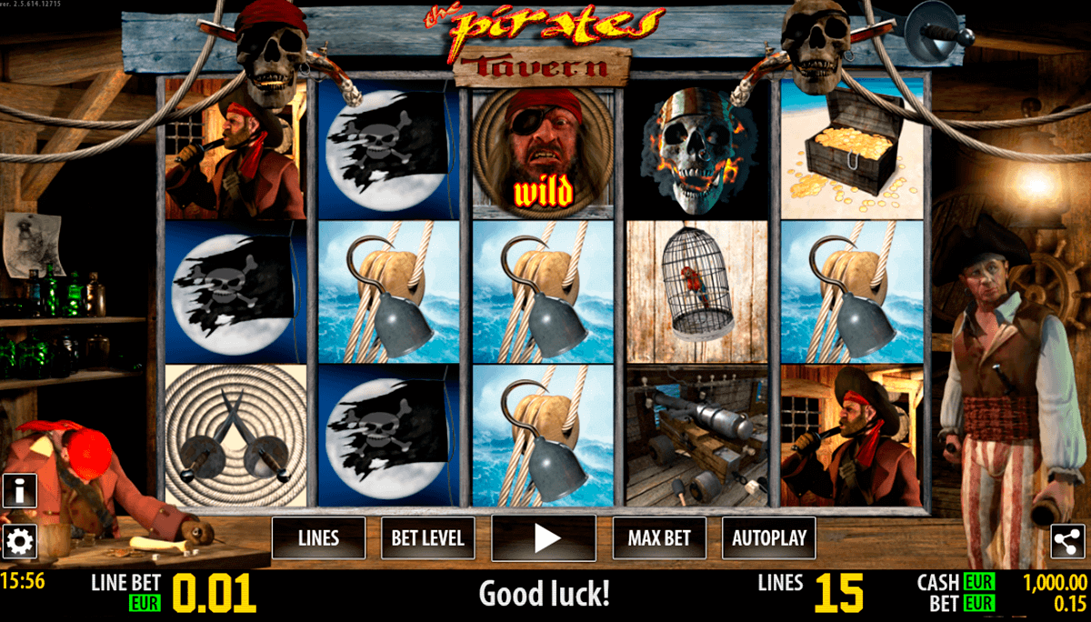 the pirates tavern hd world match spielautomaten