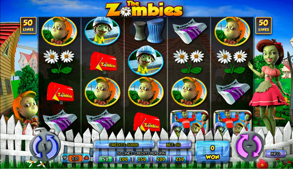 Spiele Zombie Moon - Video Slots Online