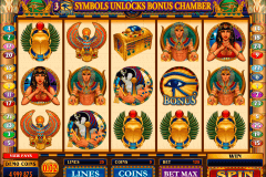 throne of egypt microgaming spielautomaten