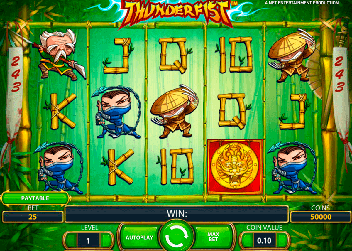 Thunder Storm Slot - Try your Luck on this Casino Game