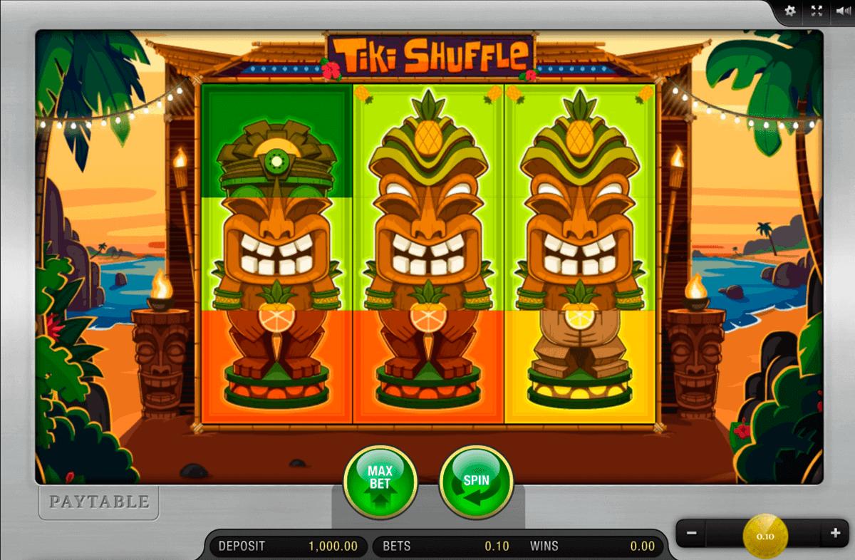 tiki shuffle merkur spielautomaten