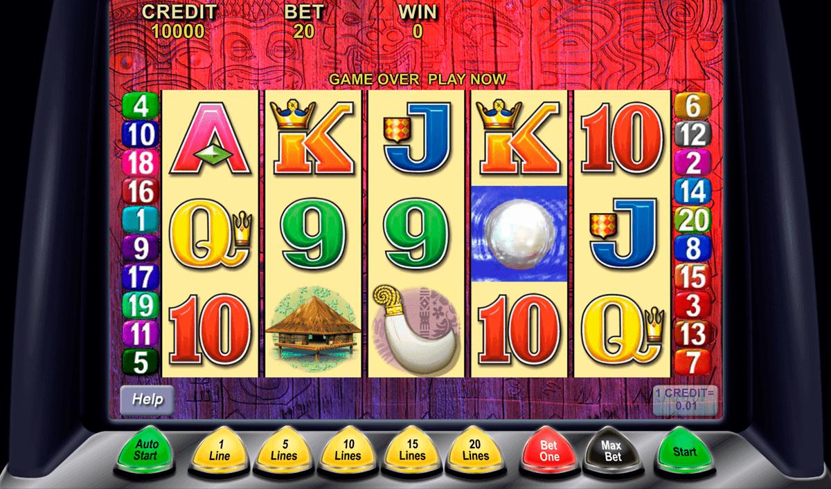 Der Slot Tiki Torch –Tiki Torch von Aristocrat online spielen