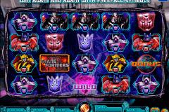 transformers battle for cybertron igt spielautomaten