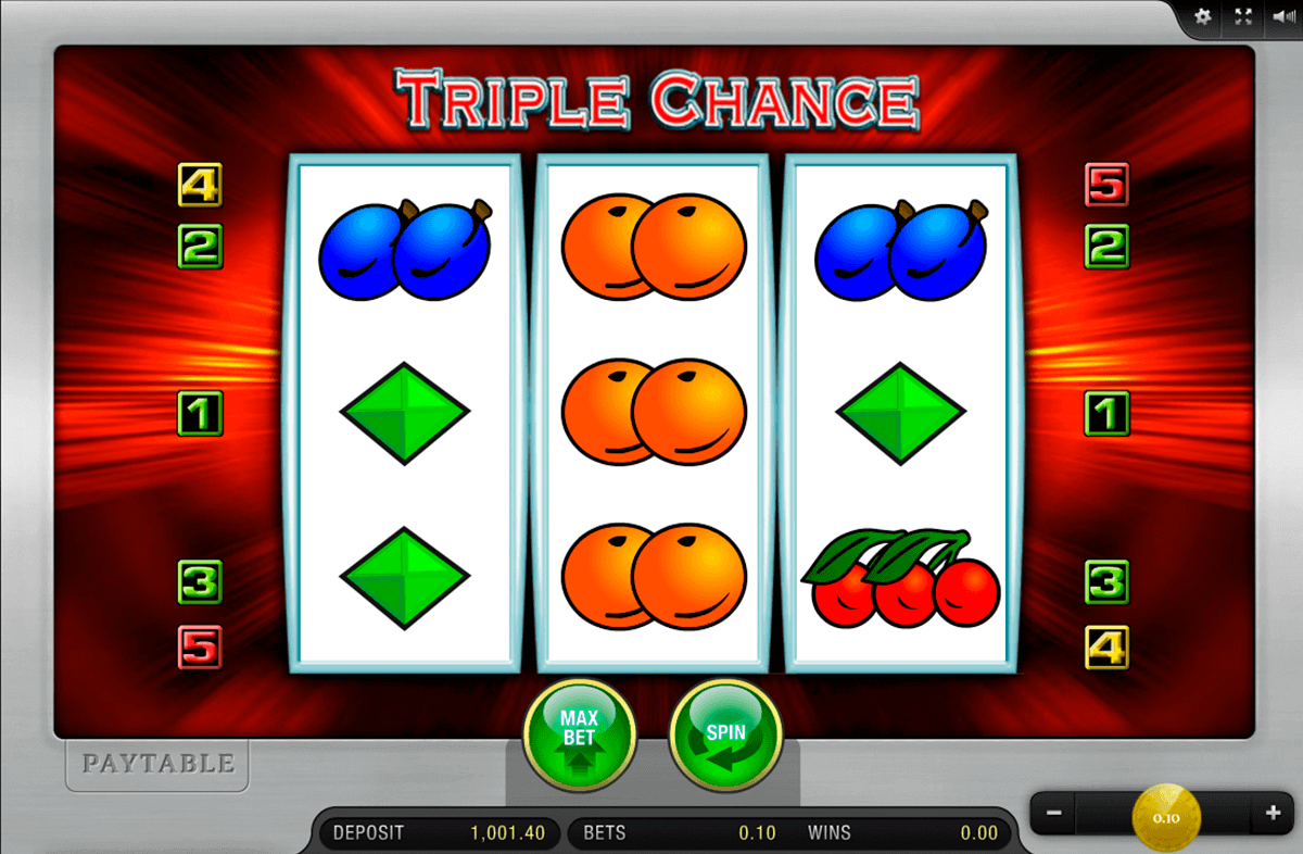 casino triple chance