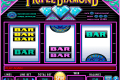 triple diamond igt spielautomaten