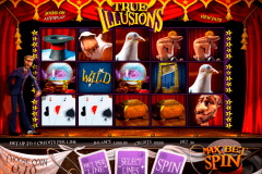 true illusions betsoft spielautomaten